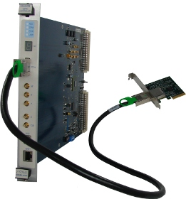 PCI Express Crate Controller - V124