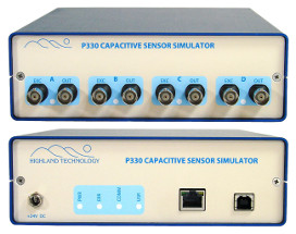 Capacitive Level Sensor Simulator - P330